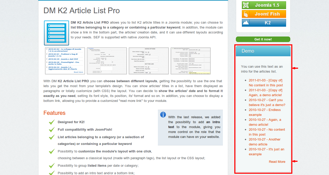 K2 categories list downloader