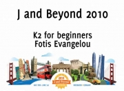 K2 for Beginners (2010)