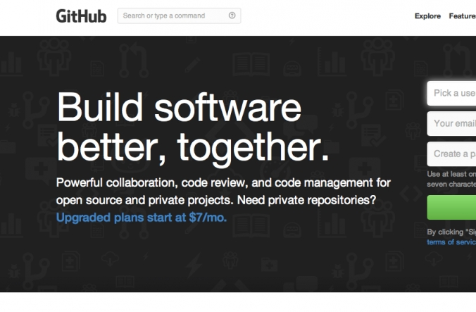 Code repository moved to Github