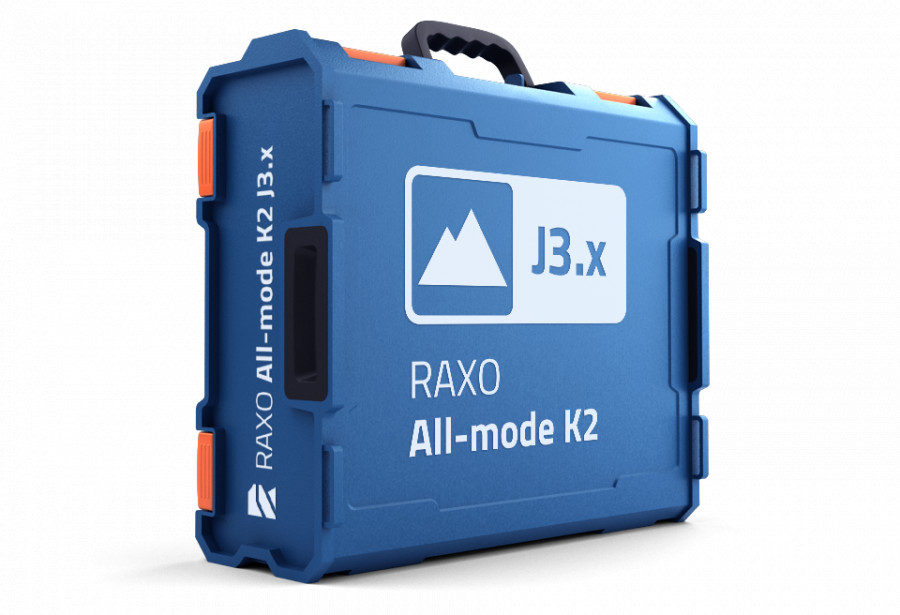 RAXO All-mode K2