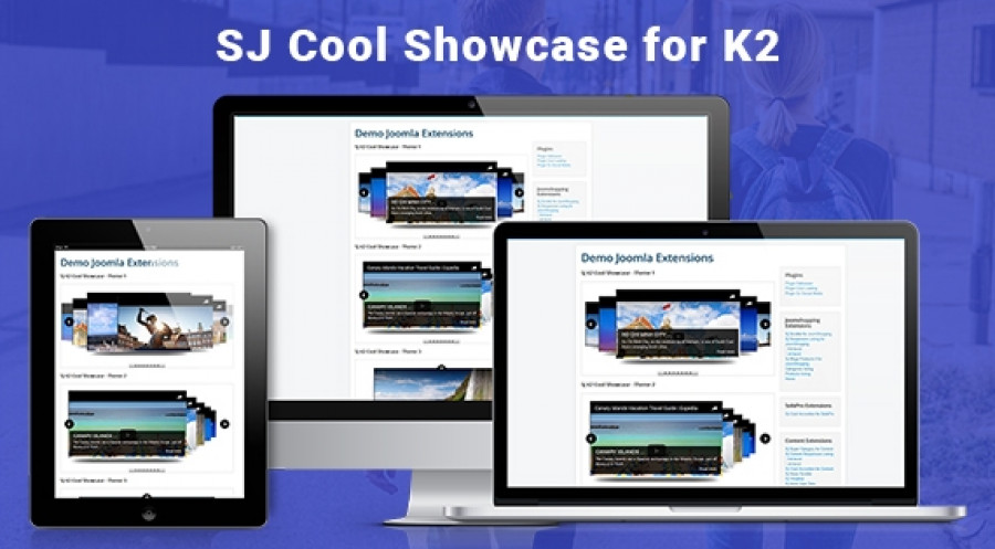Sj Cool Showcase for K2