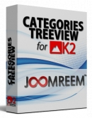 Categories Treeview for K2