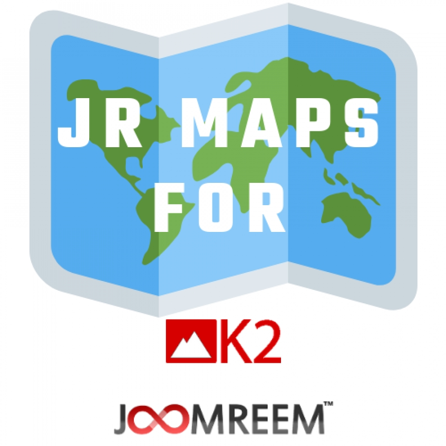 JR Maps For K2