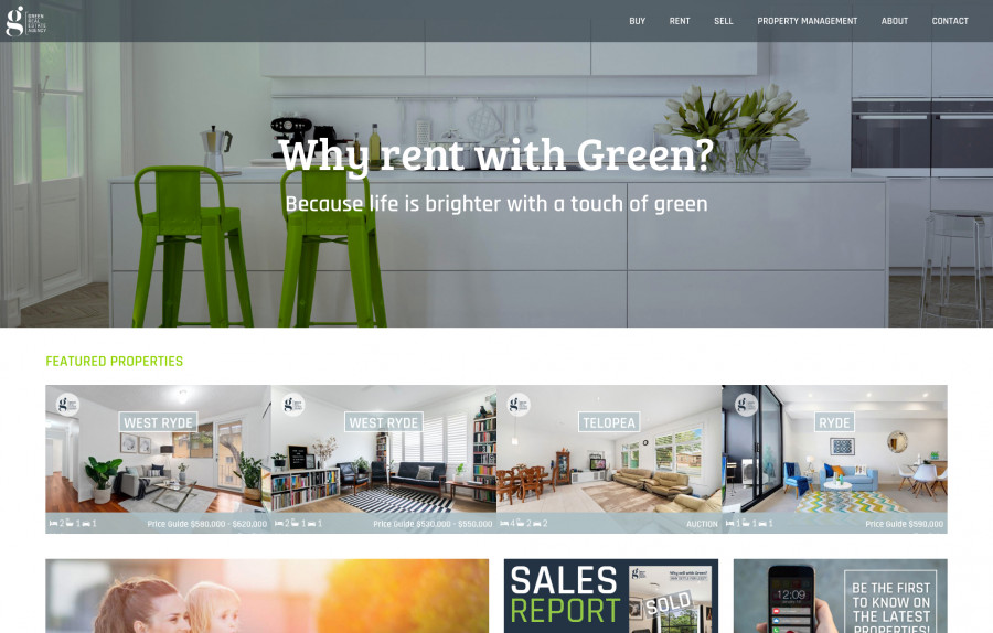 Green Real Estate Agency