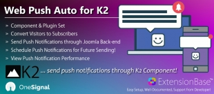 Web Push Notifications for K2