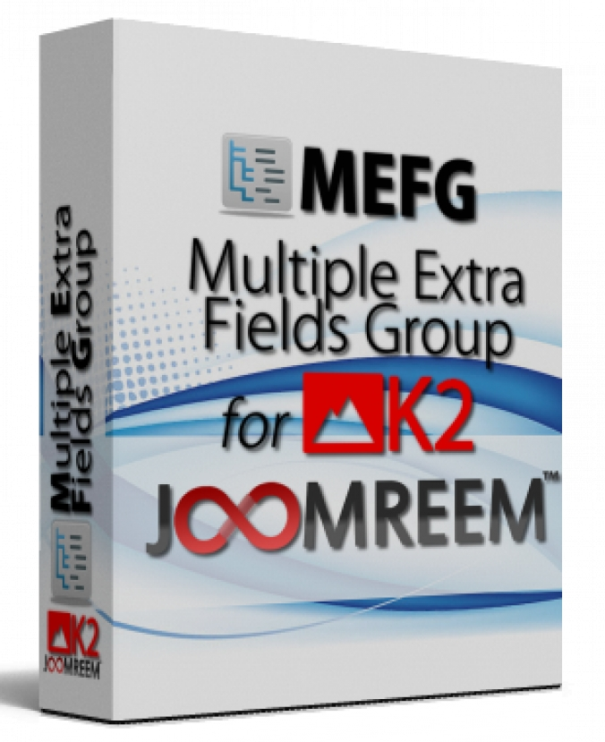 Multiple Extra Fields Groups (MEFG)