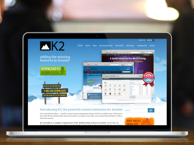 K2 v2.6.7 released - Akismet integrated, new ACL option, improved PHP 5.4 support