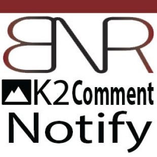 BNR Comment Notify for K2
