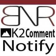 BNR Comment Notify for K2