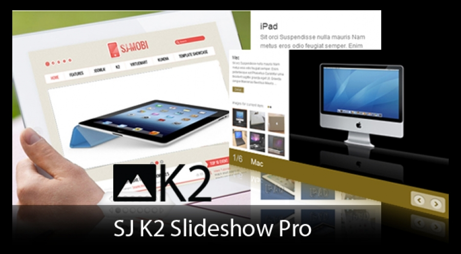 SJ Slideshow Pro for K2