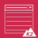 DM Articles Dropdown for K2