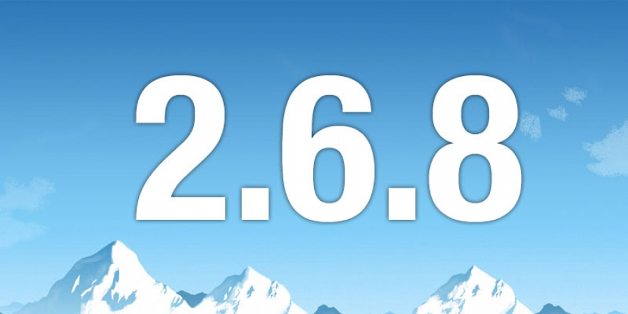 K2 v2.6.8 released - what's coming in v2.7.0 & a v3 update!